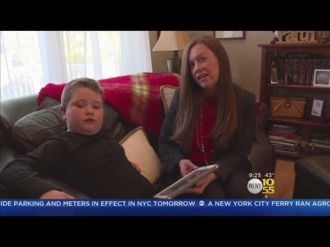 Long Island Boy With Autism Has Christmas Wish Come True