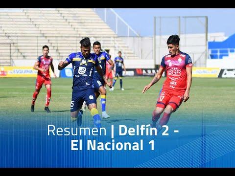 Delfin El Nacional Goals And Highlights