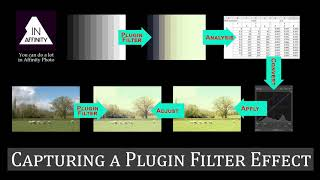 Capturing a Plugin Filter Effect
