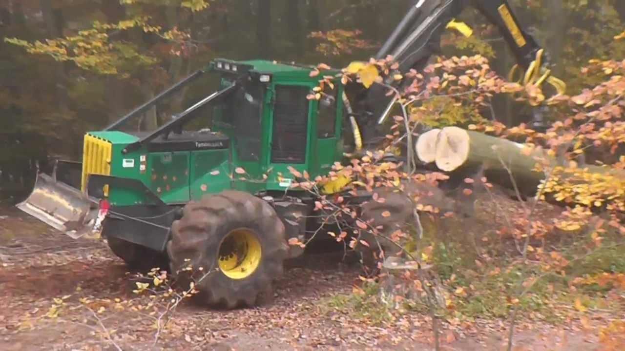 Forst und Gartenbaubetrieb Andre´Albrecht Starkholz-Rücken mit