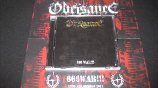"Obeisance -   "" Goat Destroyer """