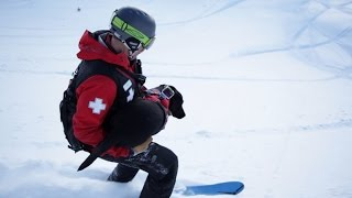 How Avalanche Dogs Save Lives