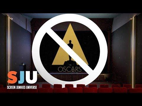 AMC Refuses to Show Oscar Nominated Movie - SJU