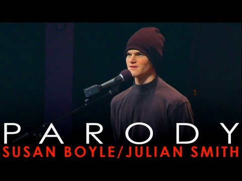 JULIAN SMITH - Britain's Got Talent Parody