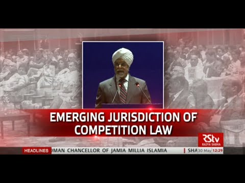 Discourse on Emerging Jurisdiction of Competition Law
