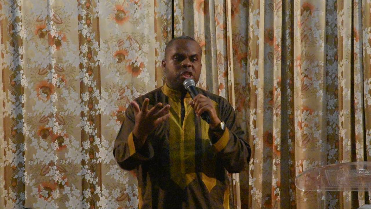 Le Culte  avec Bishop Jose Rosa  à la Mission Évangélique REHOBOTH  Paris