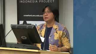 Indonesia Update 2014. 9 Foreign policy and environmental protection