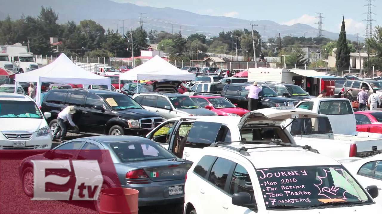 Autos En Venta >> Aumenta Venta De Autos Usados En La Cdmx Hiram Hurtado Youtube
