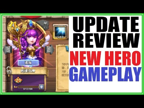 UPDATE REVIEW + New CRAZY Hero GAMEPLAY TW November