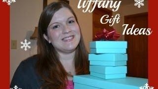 Tiffany & Co Gift Giving Idea Guide 2012!