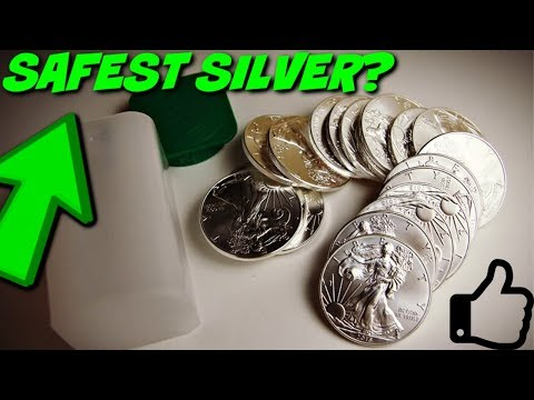 Safest Silver To Buy In 2019?