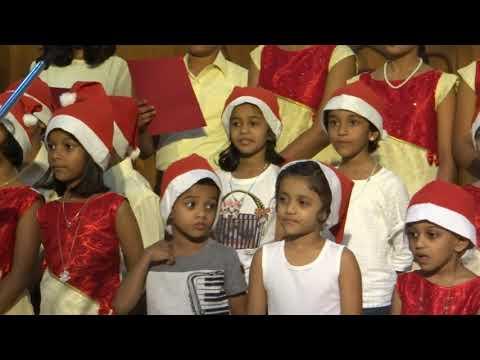 St James CSI MALAYALAM Sunday School Kids~Carols 2017 ~Pulkudilil Kalthotilil