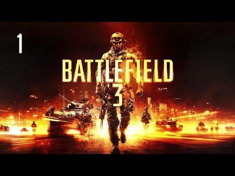 Прохождение Battlefield 3 (живой коммент от alexander.plav) Ч. 1