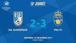 Dunkerque vs Pau full match