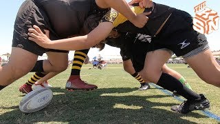 Silverlakes Summer 7s Rugby Tournament - Highlight Mix