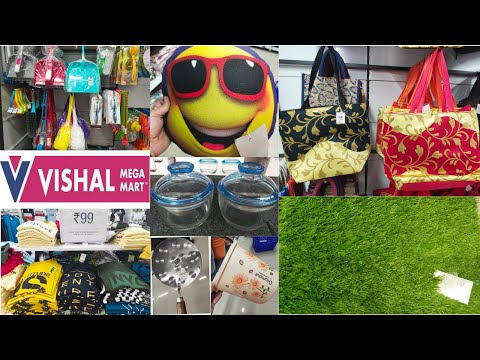 Vishal Mega Mart | Under Rs. 99 Products | New & Unique Products At Very Cheap Prices | Latest Tour|