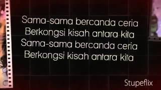 OST MAGIKA - Gebang by Maya Karin (dengan lirik)
