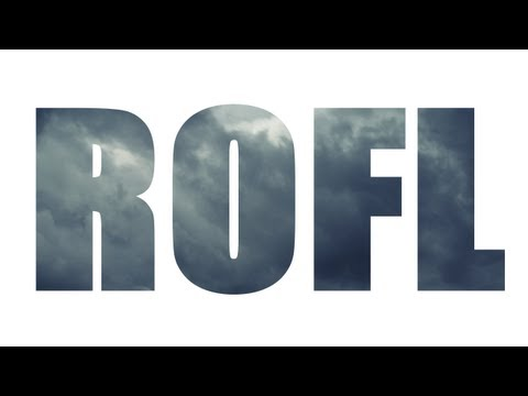 After Effects - Text mit Video füllen