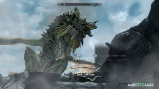 Skyrim SE - How to resurrect Paarthurnax & Speak to Greybeards [PC ONLY]