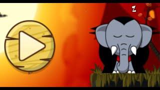 Snoring: Elephant Puzzle Full Gameplay Walkthrough