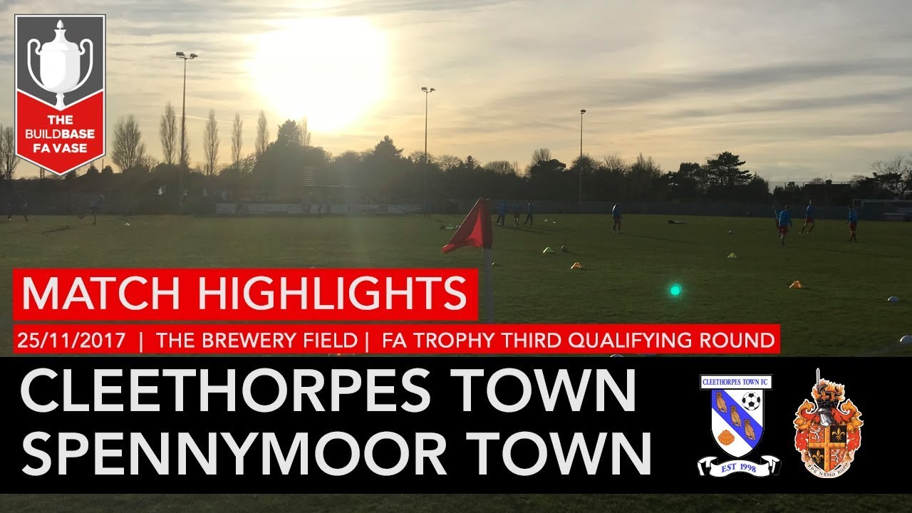 Highlights cleethorpes town 1 2 spennymoor town 201718 fa highlights cleethorpes town 1 2 spennymoor town 201718 fa trophy floridaeventfo Image collections