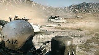 КРАСИВАЯ ТАНКОВАЯ МИССИЯ Battlefield 3 Гром гремит прохождение