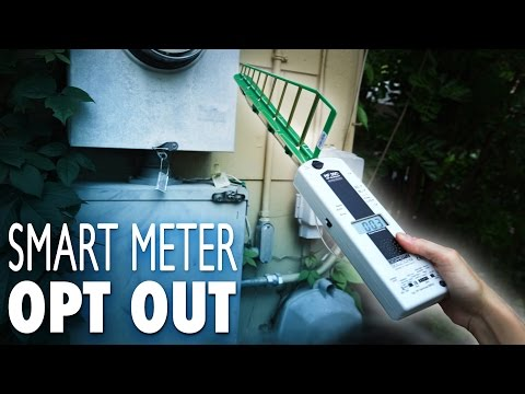 Smart Meter OPT OUT - How To (with before & after measurements)