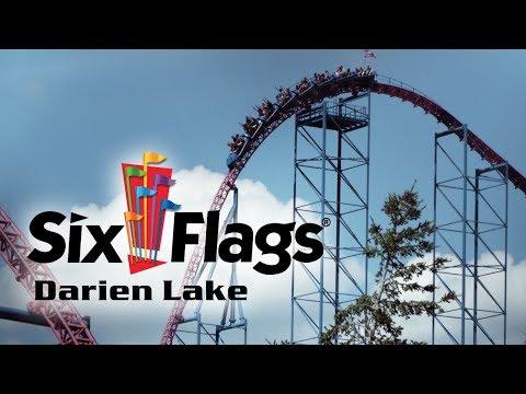 Six Flags Darien Lake Review | Darien, New York