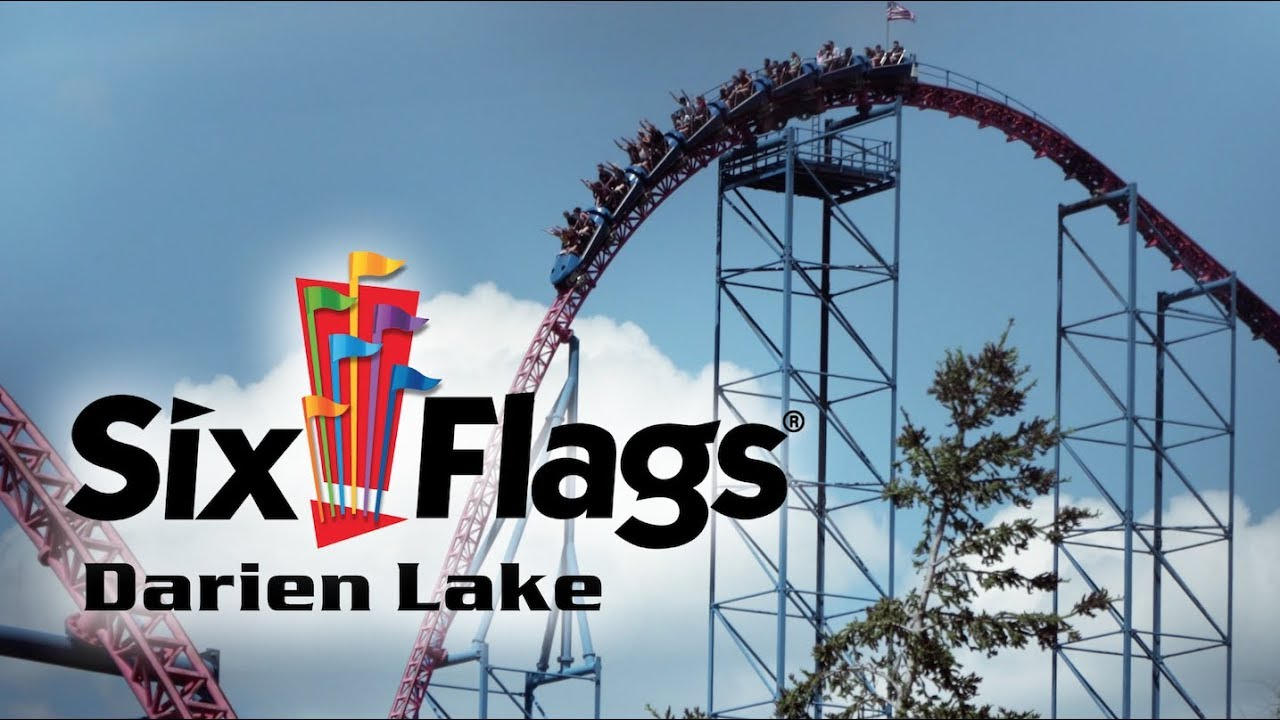 Six Flags Darien Lake Review Darien New York Youtube
