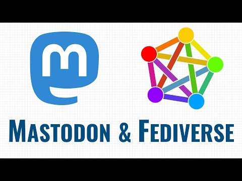 Distributed social media – Mastodon & Fediverse Explained