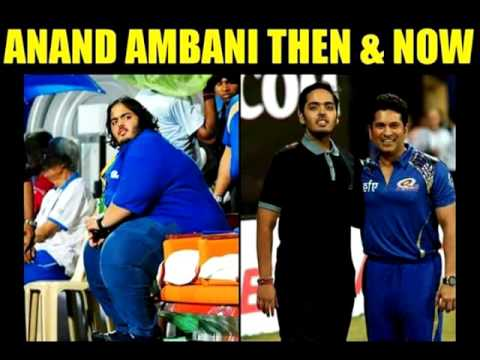 Anant Ambani's Transformation From Obese To Best