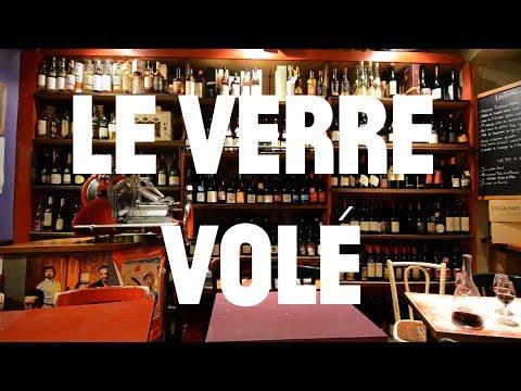 Paris: The Local Way  Le Verre Volé