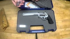 Smith & Wesson 500 Magnum unboxing