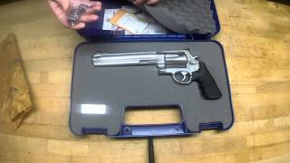 Smith Wesson Magnum Unboxing