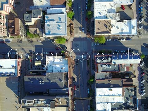 Golden, Colorado 4k