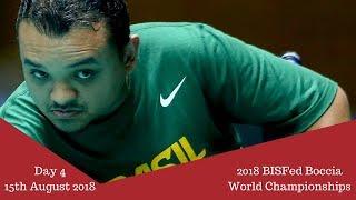 Day 4 | 2018 BISFed Boccia World Championships