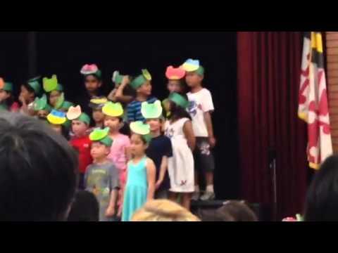 Travilah elementary school 2015 1st grade musical