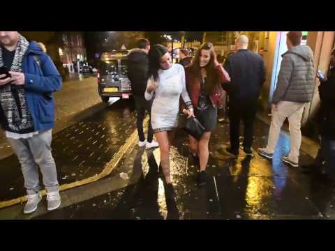 Jemma Lucy Accidentally Bumps Into Gaz Beadle While He Is Filming Geordie Shore Series 14