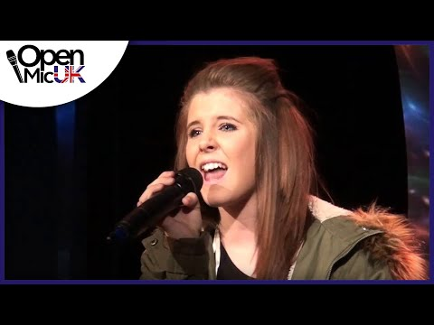 NOBODY'S PERFECT - SHAYLA MOTLEY at Sheffield Open Mic UK Singing Competition