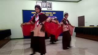 Download Video Pentas Tari Kreasi Manuk Dadali oleh Pramuka Siaga MI Manahijul Huda Ngagel MP3 3GP MP4