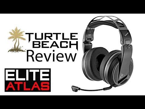 Turtle Beach Elite Atlas Aero Review & Sound Test PC Wireless Headset
