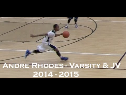 Andre Rhodes (Varsity & JV) | Vol 4 | The Oakridge School | Basketball Highlights | 2014-2015