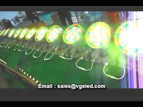 DMX 512 Led Flood light- Shenzhen VGE Technology Co.,Ltd