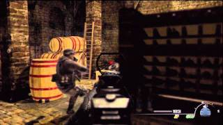 Modern Warfare 3: part 19 Walkthrough - Act III Mission 13 - STRONGHOLD (2 of 2)