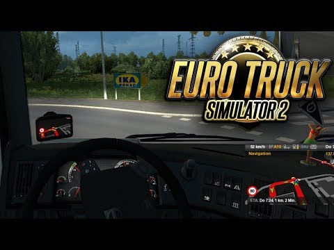 EURO TRUCK SIMULATOR 2 🚚 S02E04 • 1082 Kilometer Sprint! • LET'S PLAY ETS 2