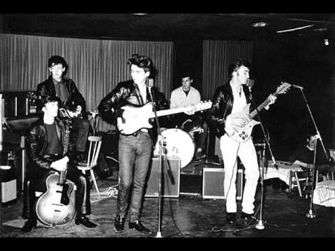 The Beatles - Not Fade Away (Buddy Holly Cover)