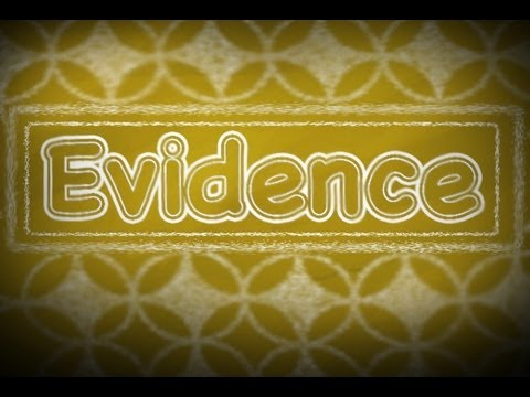 Evidence:  Matter of Faith, ESL Religion and Science