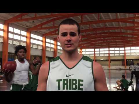 Tribe Men's Basketball Daily Diary in Jamaica - Day 3