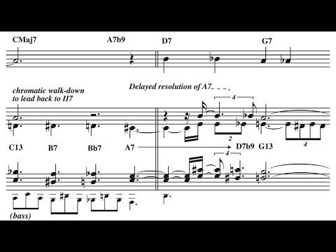 Jazz Theory With Brad Mehldau:
