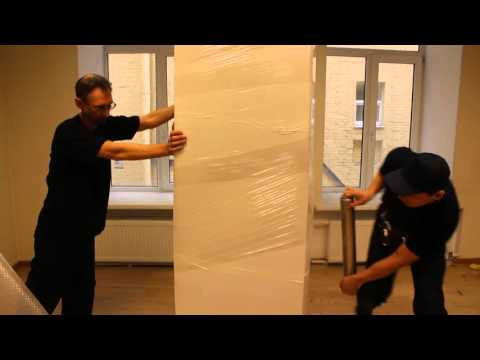 Упаковка холодильника | Подготовка к квартирному переезду